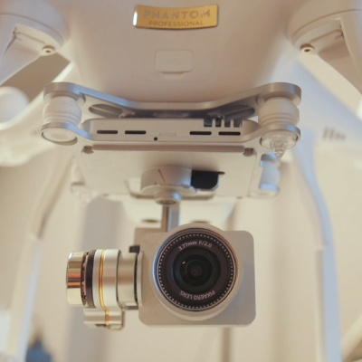 3.77 mm Lens for DJI Phantom 3/4